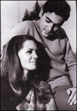 Sonia et Rajiv Gandhi