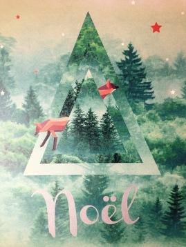 Couverture du catalogue publicitaire Noël 2014 de Franck et Fils