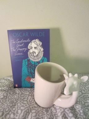 Des nouvelles d'Oscar Wilde en anglais et une tasse-girafe !