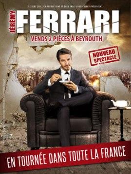 jeremy-ferrari_vends-deux-pieces-a-beyrouth_affiche