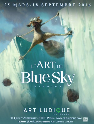 affiche-expo-blue-sky-art-ludique
